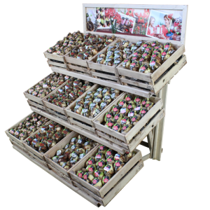Display losse bollen