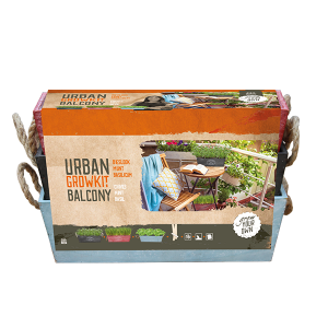 Urban growkit balcony