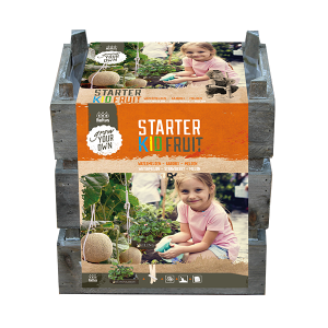 Starter kid fruit