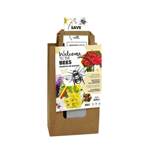 Natural giftbag - Bees