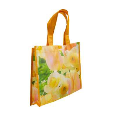 Design flower bag Sweet Spring Design tas Sweet Spring per 18